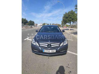usado Mercedes E350 Coupé CDI BE 7G Plus 2p