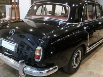 usado Mercedes 220 año 1957 1 KMs a € 29000.00