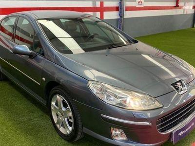 usado Peugeot 407 2.0HDI ST Sport Aut.6