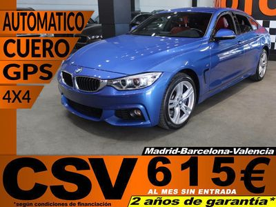 used BMW 435 435 d xDrive Coupe 230 kW (313 CV)