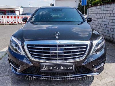 usado Mercedes S350 d | AMG | Piel Marrón | Techo | 436 €
