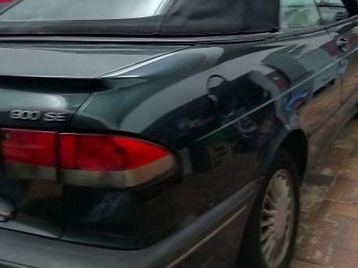 usado Saab 900 Cabriolet SE 2.5 V6