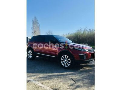 usado Land Rover Range Rover evoque 2.0ed4 Se Dynamic 2wd 150 150 cv en Girona