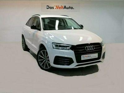 usado Audi Q3 2.0TDI Black line edition 110kW