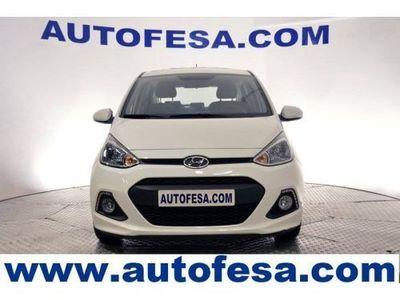 usado Hyundai i10 1.2 MPI 87cv Tecno Plus 5p