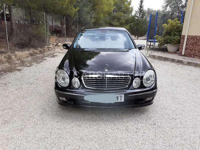 usado Mercedes E280 CDI 4M Aut. 4p