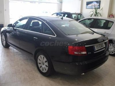 usado Audi A6 2.0 Tdie 136cv Dpf 4p. -08