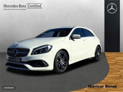 second-hand Mercedes A200 ClaseD STYLE