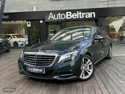 usado Mercedes S500L Clase S