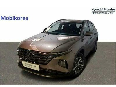 usado Hyundai Tucson 1.6 CRDI 100kW (136CV) 48V Maxx DCT