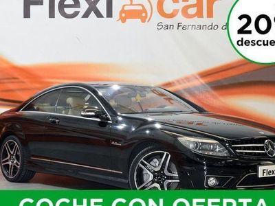 usado Mercedes CL63 AMG ClaseAMG Aut.