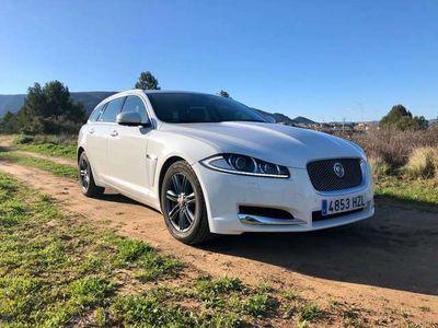 usado Jaguar XF Sportbrake 3.0 V6 Diesel Luxury Aut.