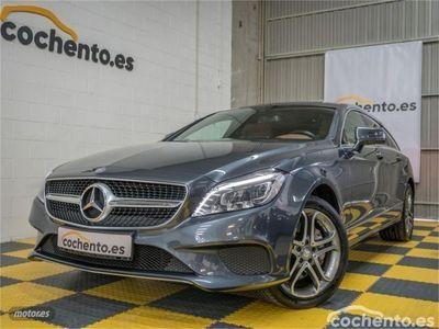 usado Mercedes CLS350 Shooting Brake CLS BlueTEC 4MATIC