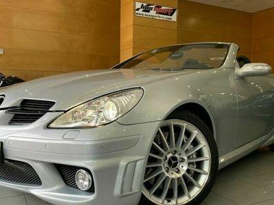 usado Mercedes SLK55 AMG ClaseAMG Aut.