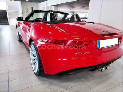 usado Jaguar F-Type Convertible 3.0 V6 S Aut. 380 380 cv en Valencia