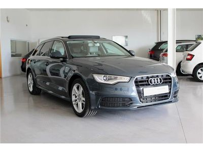 usado Audi A6 Avant 2.0TDI Multitronic S-LINE (IVA deducible)