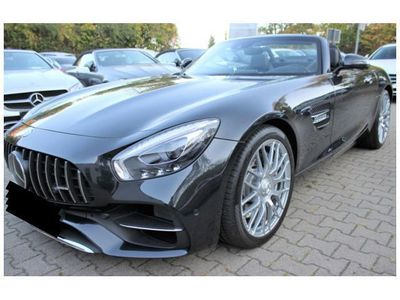 usado Mercedes AMG GT Roadster DISTRONIC KEYLESS PARKTRONIC