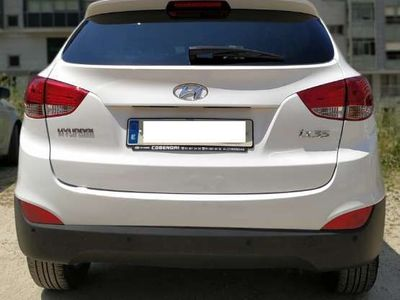used Hyundai ix35 1.7CRDI GLS Tecno 4x2