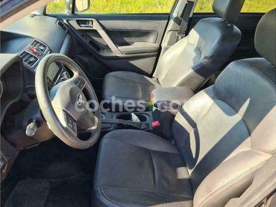 usado Subaru Forester 2.0td Executive Cvt 147 cv en Girona