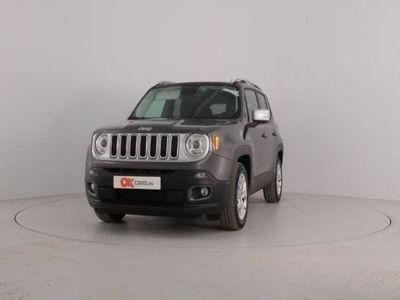 usado Jeep Renegade 1.6 Mjet Limited 4x2 88 kW (120 CV)