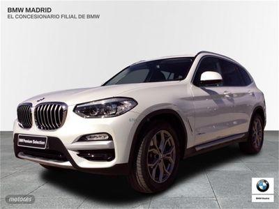 brugt BMW X3 XDRIVE20D