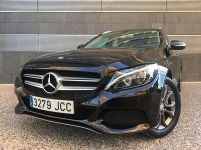 usado Mercedes C200 Estate 7G Plus