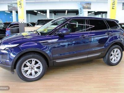 used Land Rover Range Rover evoque 2.2L SD4 Pure Tech 4x4 190 Aut.