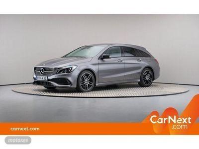 usado Mercedes 220 Clase CLA CLA Shooting Brake7G-DCT