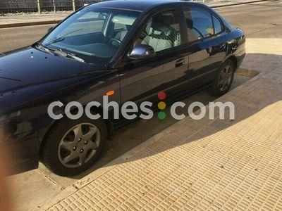 usado Hyundai Elantra 1.6 4p. Comfort 105 cv en Zamora