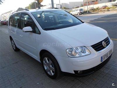 usado VW Touran 2.0 Tdi 140 Traveller 5p. -06