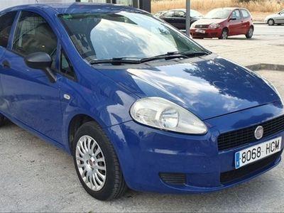 usado Fiat Grande Punto Van 1.3 Multijet 75cv
