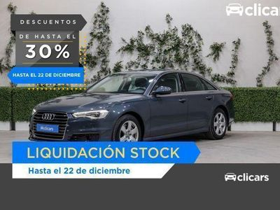 usado Audi A6 3.0TDI quattro S-Tronic 160kW