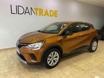 usado Renault Captur TCe Intens 74kW