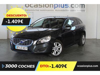 usado Volvo V60 2.0 D4 Momentum (163 CV)