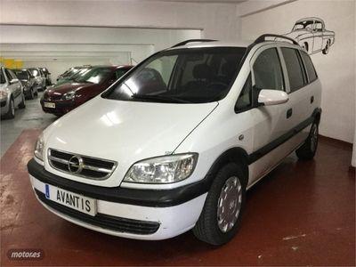 used Opel Zafira 2.0 Dti 16v Club