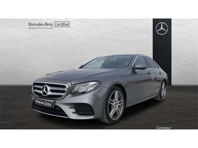 usado Mercedes E220 Clase E9G-Tronic 194