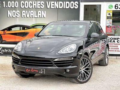 usado Porsche Cayenne Diesel 245 Aut.