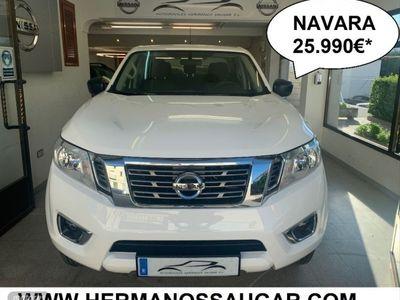 usado Nissan Navara D. Cab. 2.3dCi 120kW160CV Acenta Style
