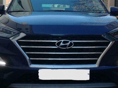 usado Hyundai Tucson 1.6 TGDI Tecno 4x2
