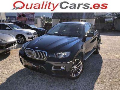 usado BMW X6 xDrive 40dA