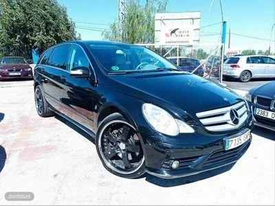usado Mercedes R500 Clase R4MATIC