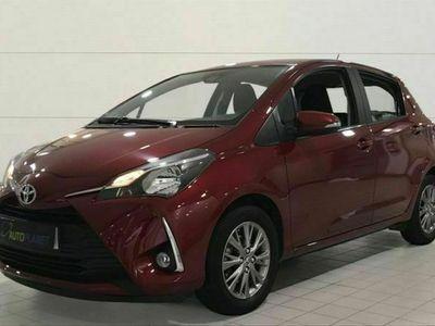usado Toyota Yaris 1.0 VVT-I CITY 69 5P
