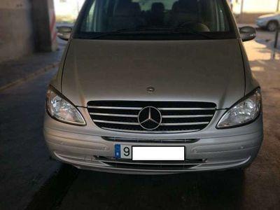 usado Mercedes Viano 2.2CDI Trend Larga
