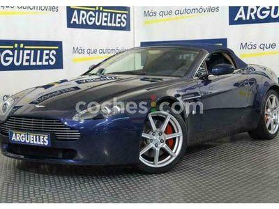 usado Aston Martin Vantage Roadster 380 cv en Madrid