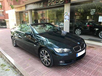 usado BMW 330 Cabriolet Serie 3 E93 Aut.-PIEL-XENON-GARANTIA-