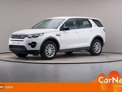 used Land Rover Discovery Td4 4wd S At