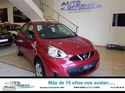brugt Nissan Micra 5p 1.2G 80 CV TEKNA