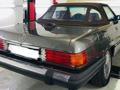 usado Mercedes 560 SLCuero aire y hard top