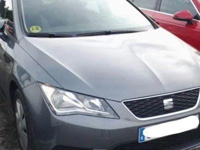 brugt Seat Leon ST 1.6TDI CR Reference 90