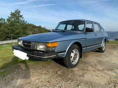 usado Saab 900 GLS 1983